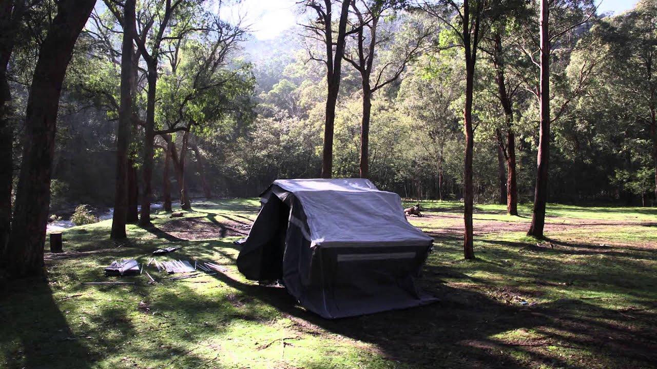 lifetime tent trailer & lifetime tent trailer - YouTube