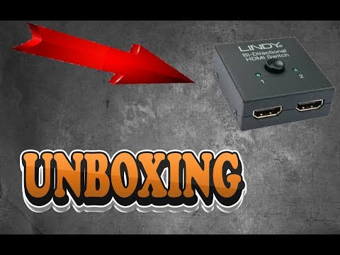 [UNBOXING] Techole Répartiteur HDMI