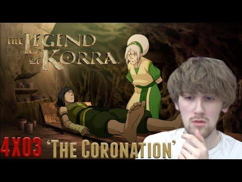 The Legend Of Korra Season 4 Episode 3 - 'The Coronation' Reaction