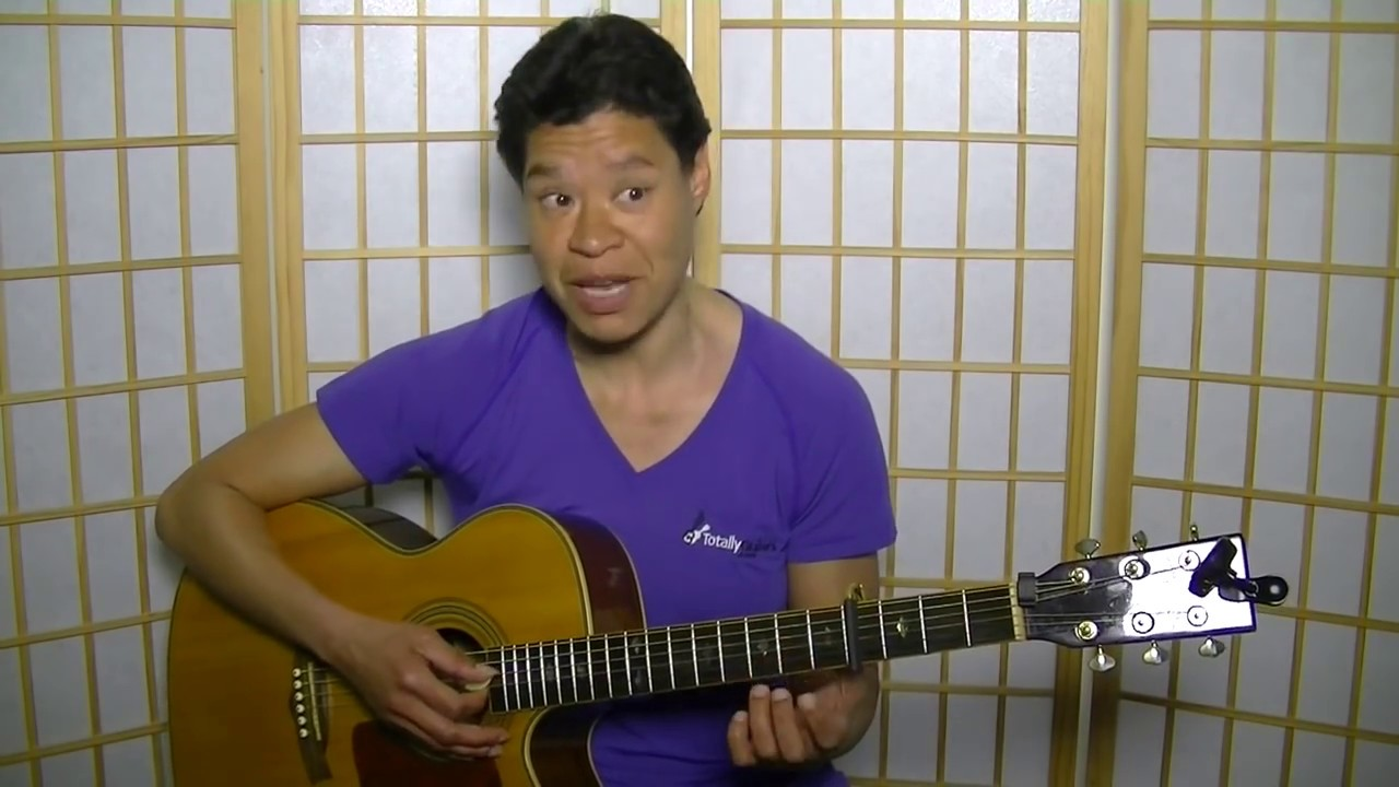 Ironic By Alanis Morissette Totally Guitars Lesson Preview Youtube