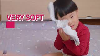 Softest & Most Comfortable Diaper Ever [MOTHER-K CO.][SBA][케이맘 듀얼 스토리 기저귀]