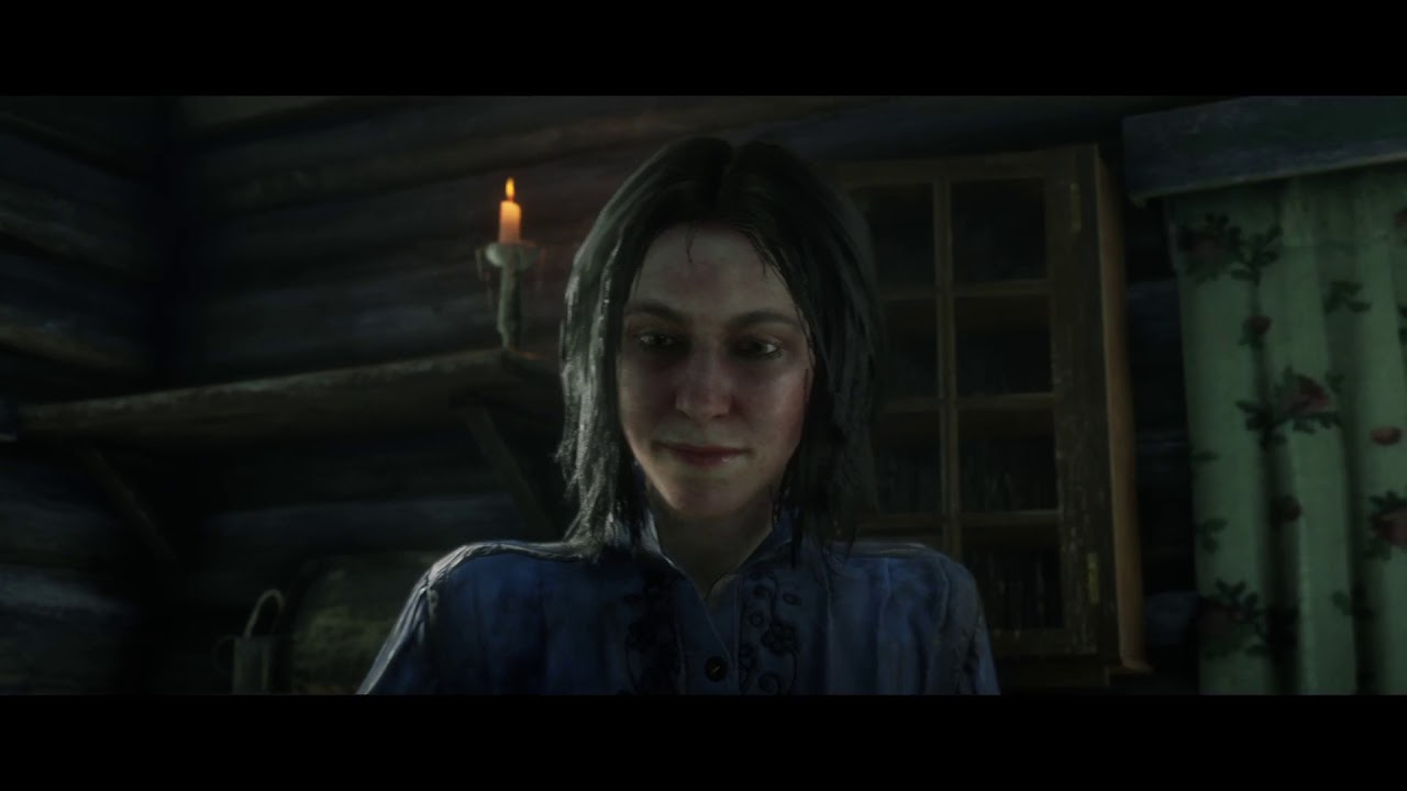Arthur Checks In On Charlotte The 2nd Time Red Dead Redemption 2 Youtube