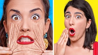 Intenta no reír || Las mejores bromas divertidas para tus amigos por 123 GO! CHALLENGE