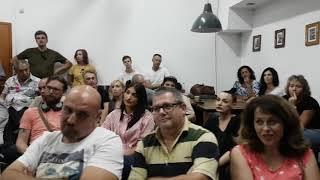 Александр Ктиторчук в M Studio Тель Авив Израиль. Сентябрь 2018 Часть 2