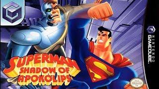 Longplay of Superman: Shadow of Apokolips