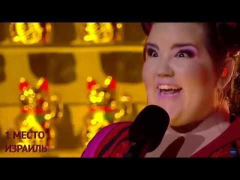 Гуфовский  злющее Евровидение 2018 перезалив