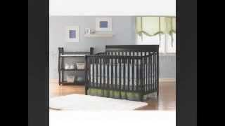 Best Baby Crib Review - Baby Cribs - Graco Stanton Convertible Crib, Classic Cherry