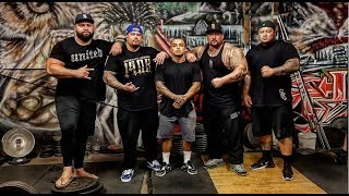 GENERATION IRON 3 BEHIND THE SCENES | 800 POUND DEADLIFTS