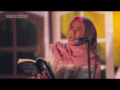 Puisi Denny JA Di TIM: Cinta Tuhan Semata (Dibacakan Oleh Mae Shafira)