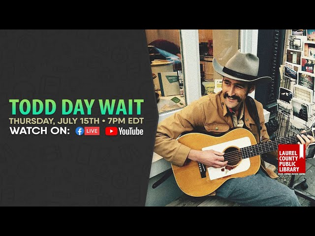 Todd Day Wait: Full Show