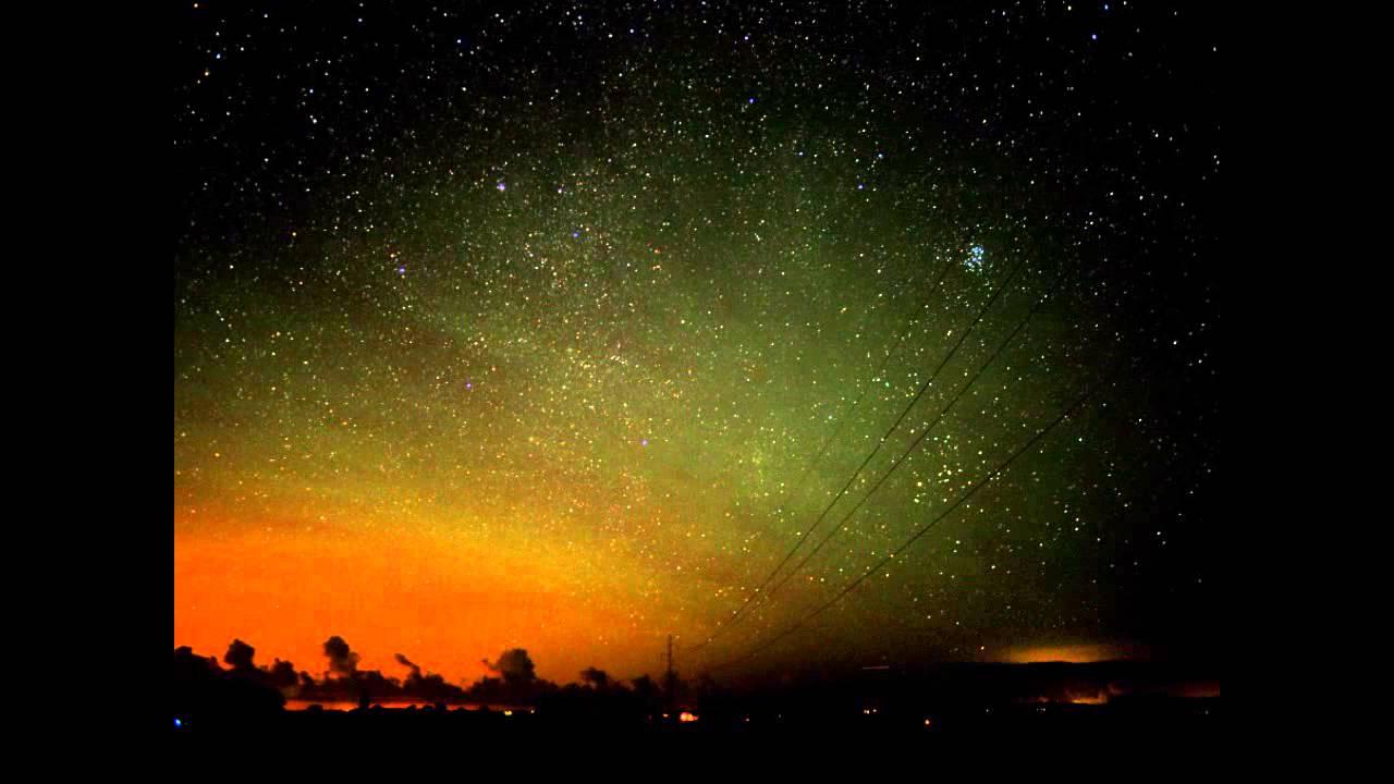Airglow og kornmod over Møn Natten mellem d 23 og 24 august 2014