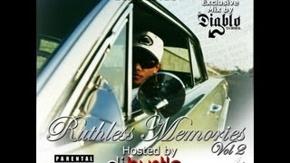 "DJ Diablo Eazy-E Tribute ""Ruthless Memories Mix"" 2012"