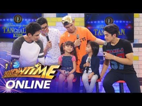 It's Showtime Online: Heart and Bingo's Kapamilya idols