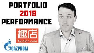 Stock Market Portfolio 2019 Performance + Stocks Update