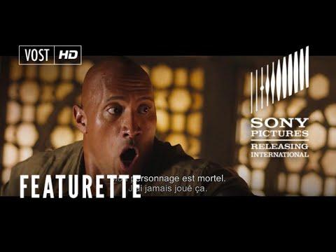 Jumanji : Bienvenue dans la Jungle - Featurette Evolution - VOST streaming vf