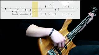 Jamiroquai - Black Capricorn Day (Bass Cover) (Play Along Tabs In Video)