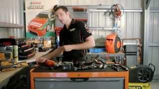 Tips on Air Tools // Supercheap Auto