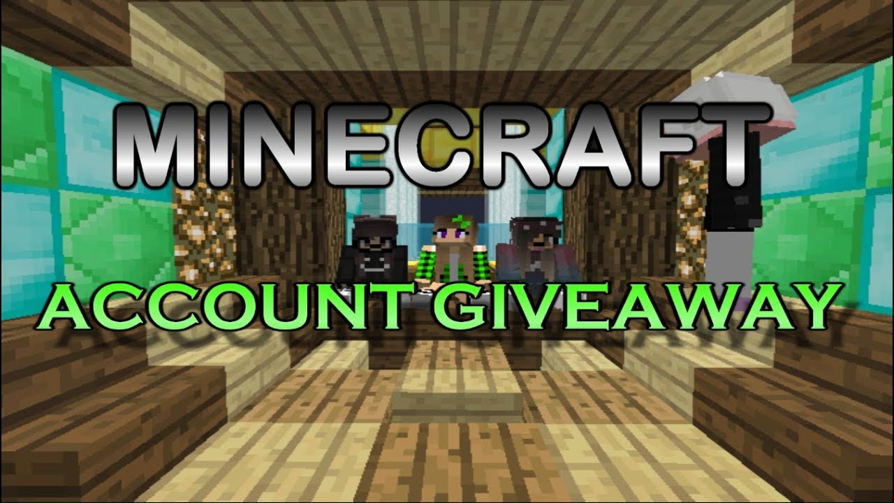 NEW * HOW TO GET FREE MINECRAFT PREMIUM ACCOUNTS (JAN 2018) (GIVEAWAY) (  NOT CLICKBAIT)