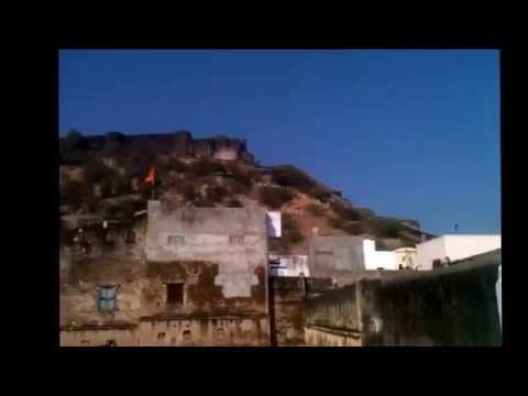 Kuchaman fort look