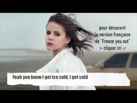 Marina Kaye - Freeze you out (instru) KARAOKE PAROLES