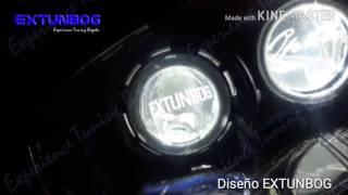 Chevrolet optra advance modificacion de farola por extunbog смотреть