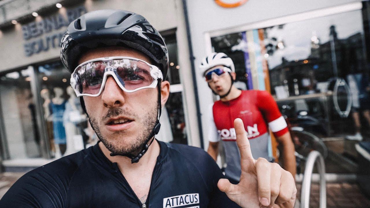 CAT1 Bike Racer rips my legs off - Round 2