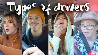 Types Of Drivers That Cause Accidents