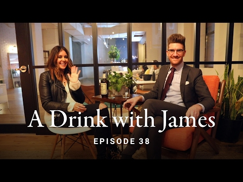 A Drink with James Episode 38 - A Conversation with Erica Hoida (@fashionedchicstyling)
