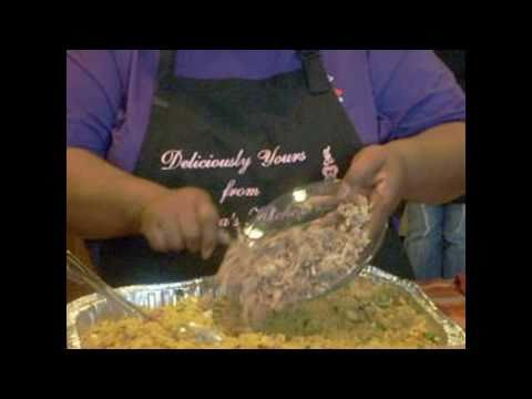 CornBread Stuffing and Giblet Gravy
