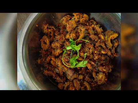 karela masala fry (easy and quick)(bitter gourd masala fry)