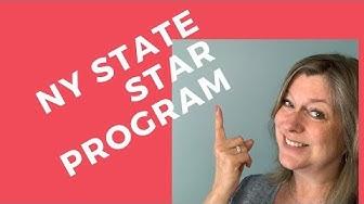 NY STAR Tax Program