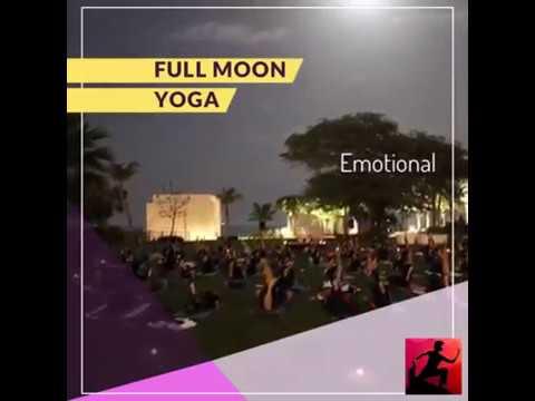 Full Moon Yoga Doha ,Qatar
