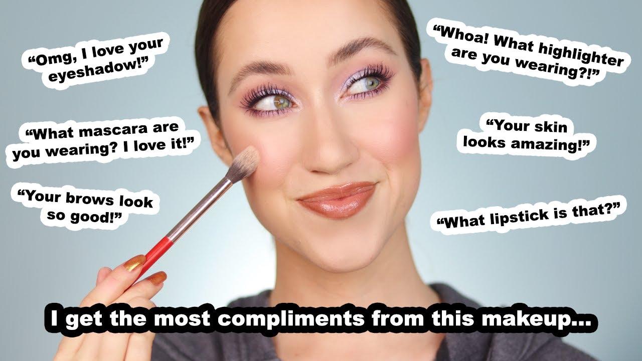 Makeup I Always Get Compliments On!!