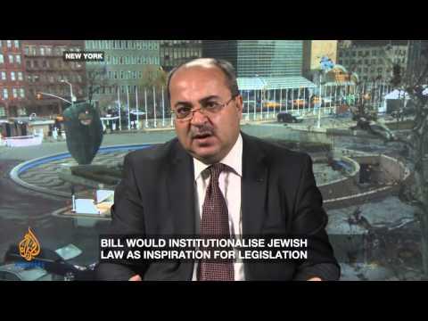 Inside Story - Israel: Jewish state vs democracy?