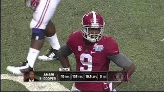 2014 Alabama Crimson Tide vs West Virginia Mountaineers