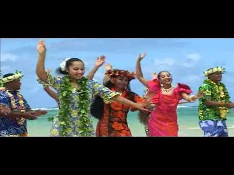 """"""" Enua Manea """" - Cook Islands  Dance Troupe ."""