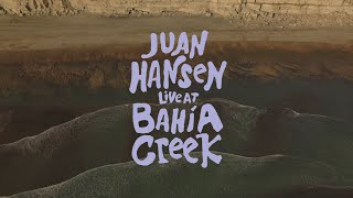 Juan Hansen live at Bahia Creek, Argentina - January 2020