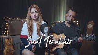 SAAT TERAKHIR - ST 12 ( Ipank Yuniar ft. Disty Permatasari Cover & Lirik )