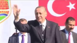 Erdogan u Novom Pazaru - Erdoğan Yeni Pazar'da 2017