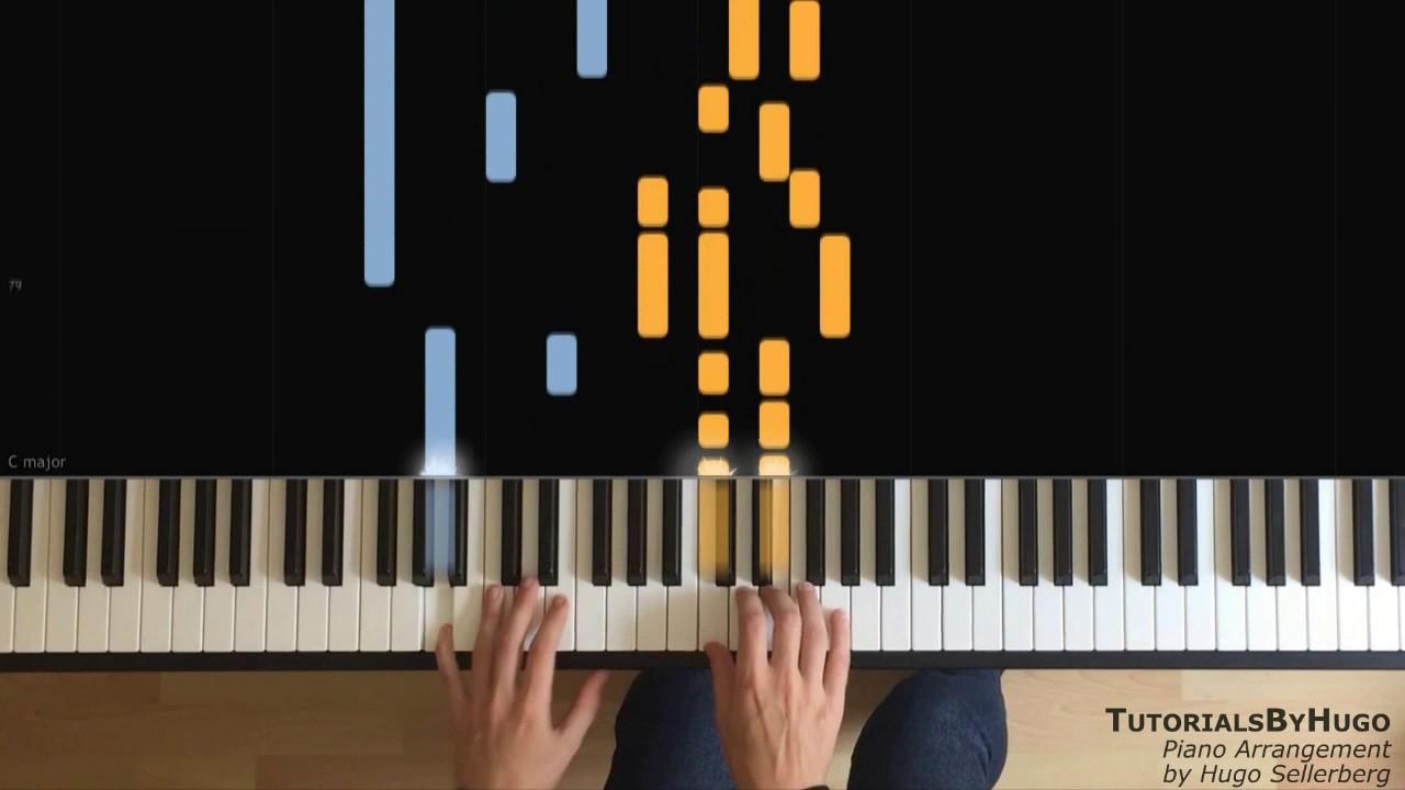 Alphaville – Forever Young – Piano Tutorial + SHEETS – e