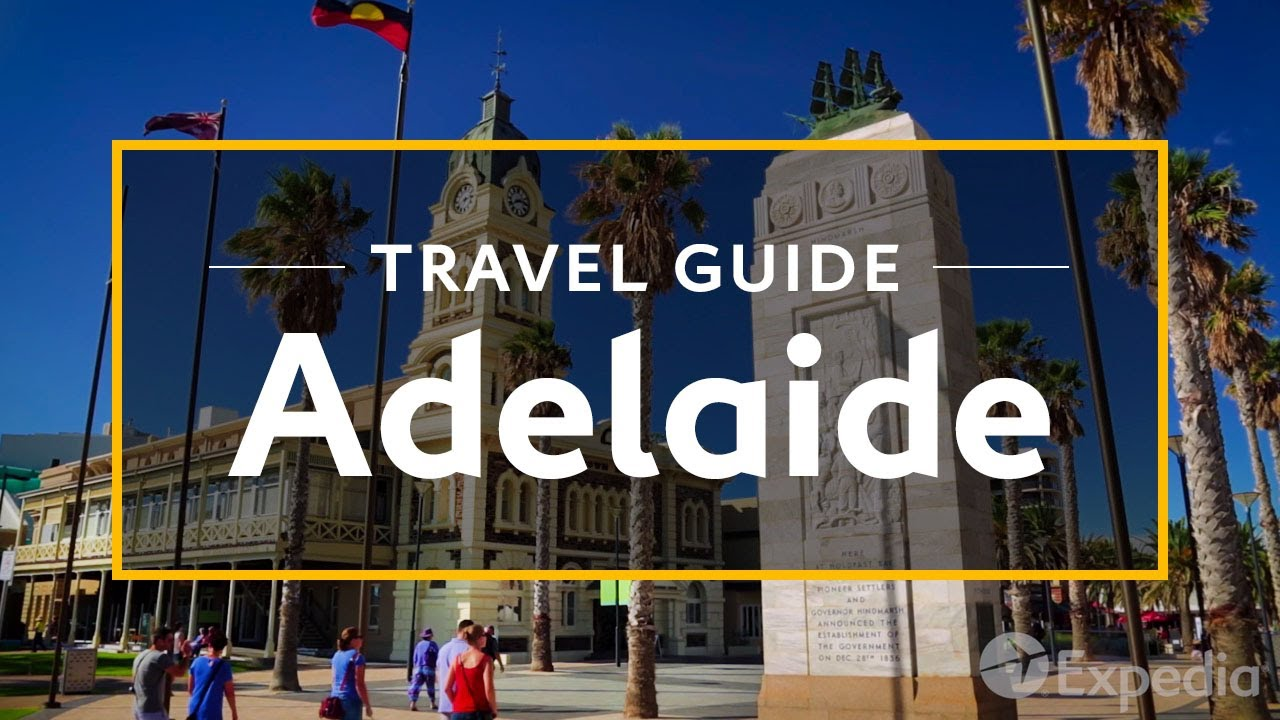 Adelaide Vacation Travel Guide | Expedia - YouTube