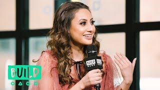 "Francia Raisa Drops By To Chat About ""grown-ish"""