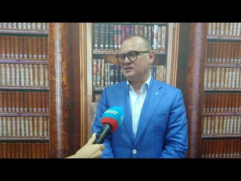 Goran Vesic pored novih projekata prognozira vecerasnju utakmicu Crvene Zvezde! - (21.08.2019)