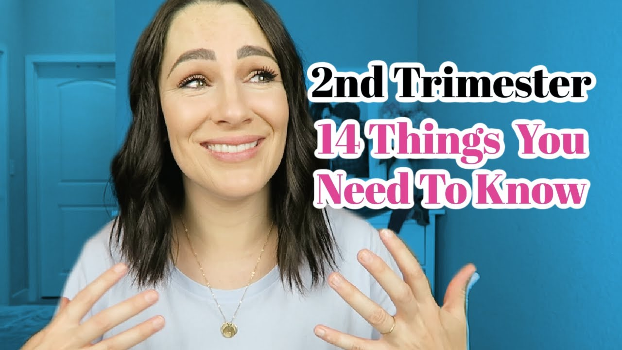 Second Trimester   14 Things You Need To Know