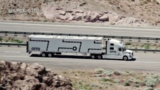 How Self-Driving Trucks Could Make the Roads Safer