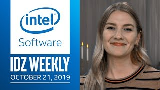 Learn About Epic Games' Chaos* Destruction System | IDZ Weekly | Intel Software