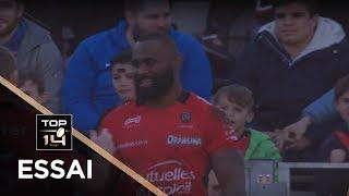 TOP 14 - Essai Semi RADRADRA 2 (RCT) - Toulon - Bordeaux-Bègles - J16 - Saison 2017/2018