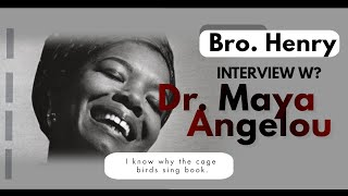 Dr. Maya Angelou interview (I Know Why The Caged Bird Sings)