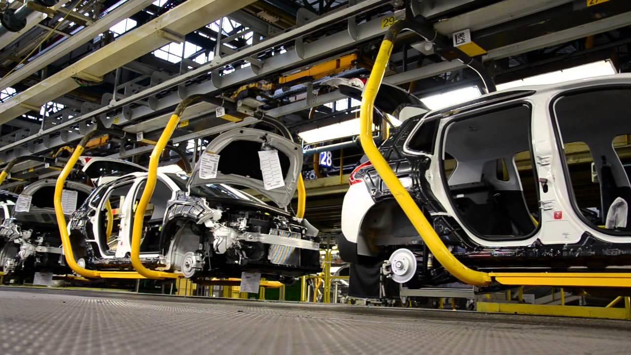 Завод Peugeot