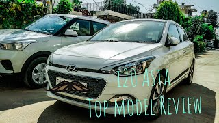 Hyundai i20 Asta Top Model Most Detailed owner review | Test Drive | interior exterior features